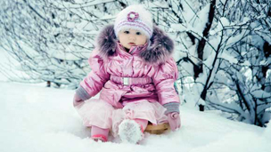Winter-themed baby names (with celebrity connections)