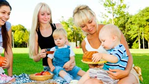 Summer health tips for parents