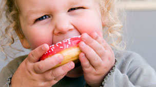 Symptoms in children of too much sugar