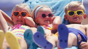 10 ways to keep baby sun safe