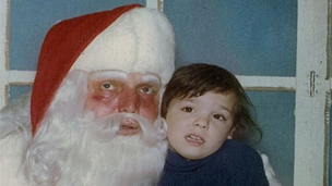Scary Santas: 'Tis the season to be terrified