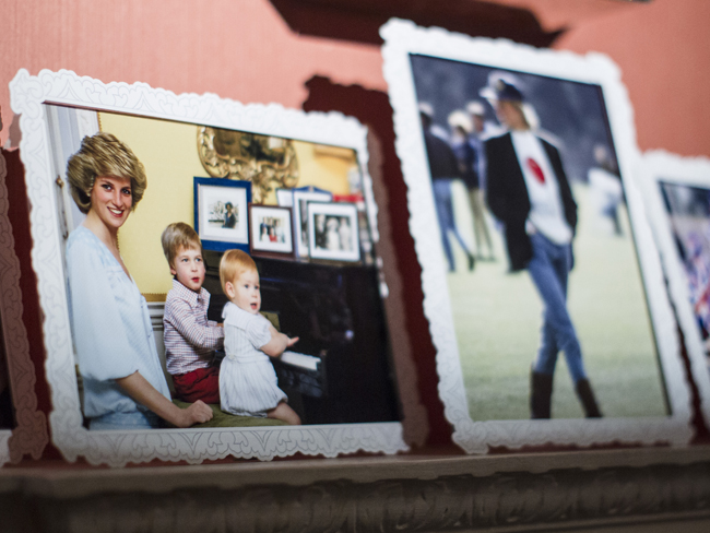 Royal baby photos: toddlers and REAL tiaras