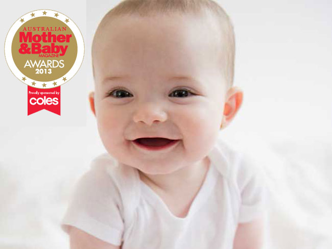 Best baby products 2013 Mother & Baby Awards
