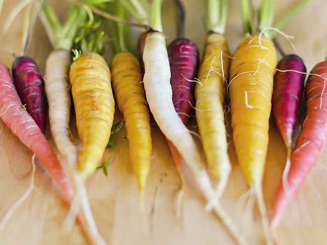 Carrots boost sperm