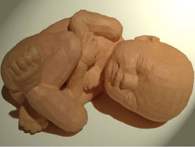 3D printed foetus dolls: creepy or cool?