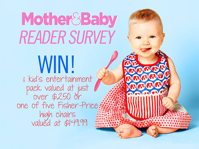 Mother and Baby magazine survey