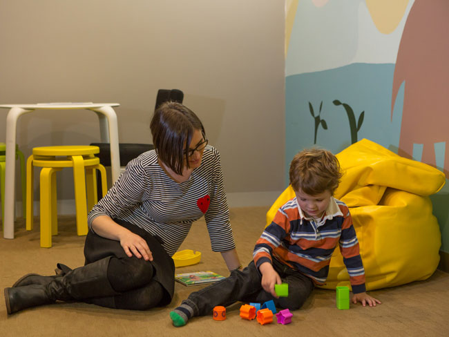 Shopping centre opens Autism quiet room