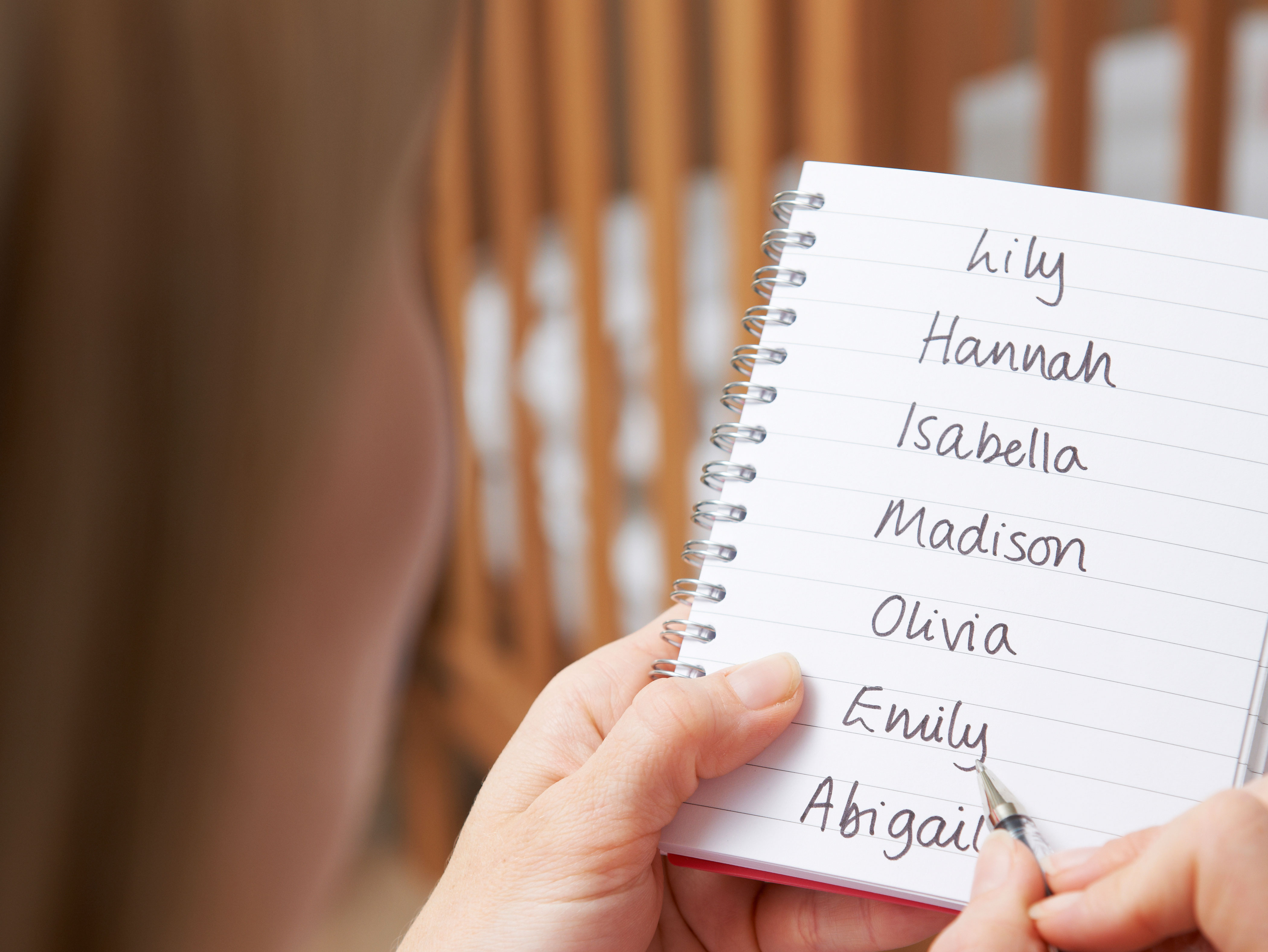 Top baby names of 2014