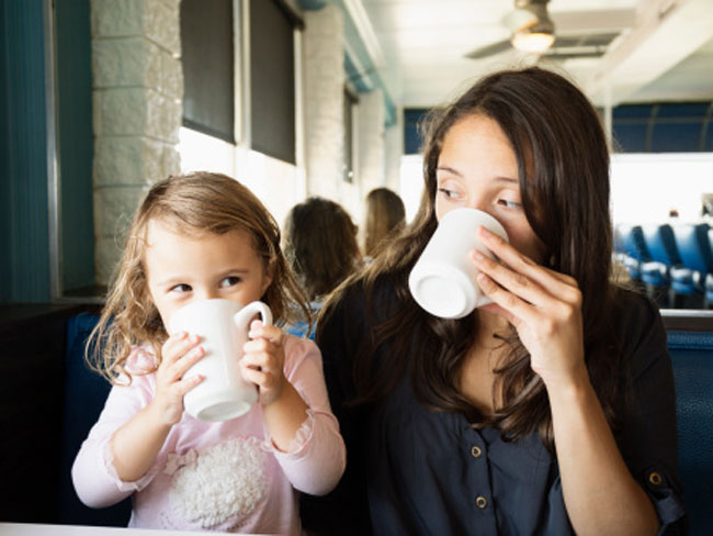 5 top baby-friendly cafes