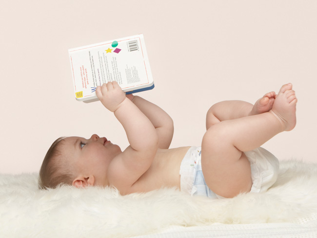 Stop Reading Baby books