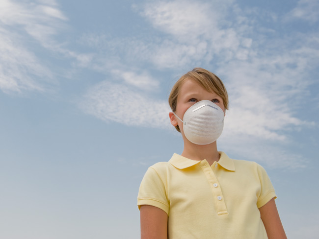 child health and pollution