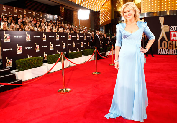 KAK at the Logies