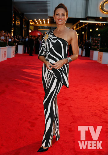Logies 2013: Red carpet pics