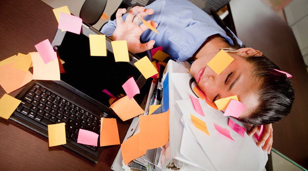 How to avoid overworking