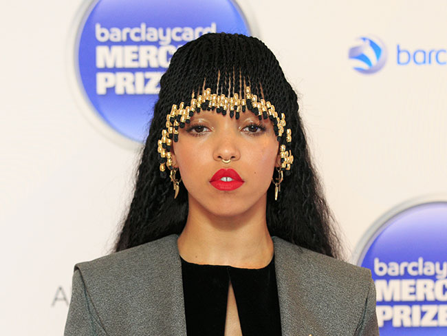 FKA Twigs on racism