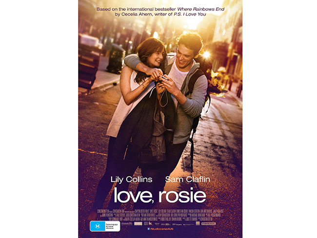 Win a Love, Rosie prize pack