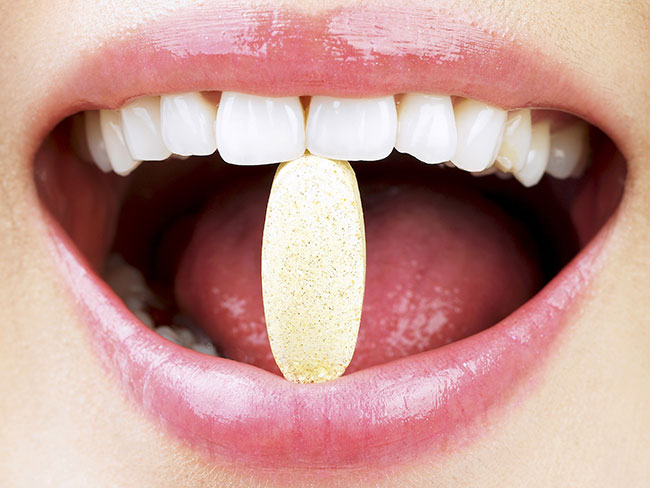 Are you peeing out your vitamins?