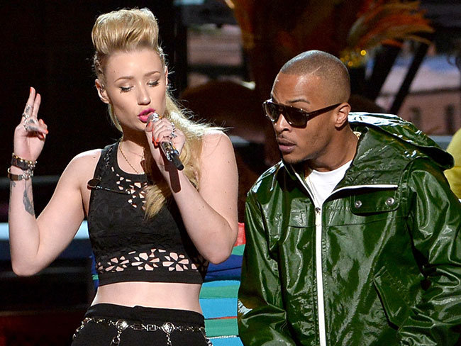 T.I. on discovering Iggy Azalea