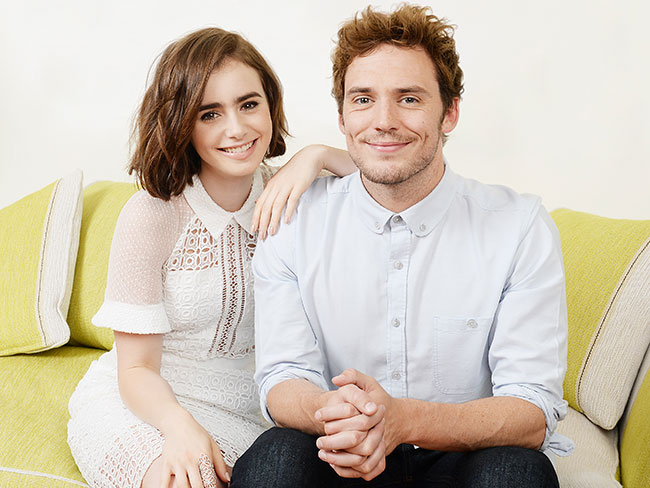 EXCLUSIVE: Lily Collins and Sam Clafin