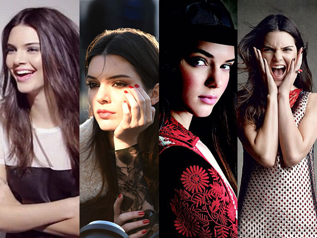 Kendall announced as new face of Estée Lauder