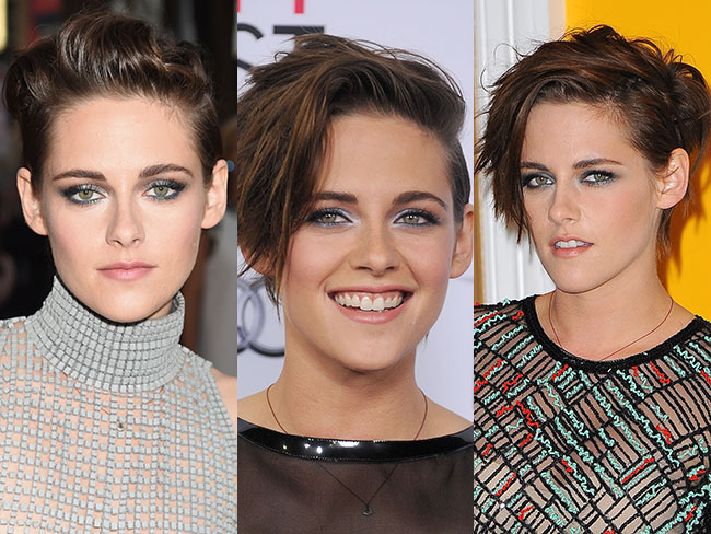 Kristen Stewart's vampish beauty overhaul