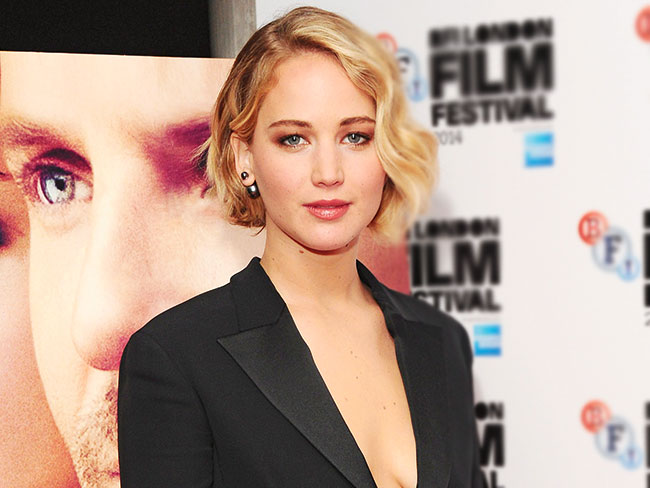 J-Law talks boobs and fame