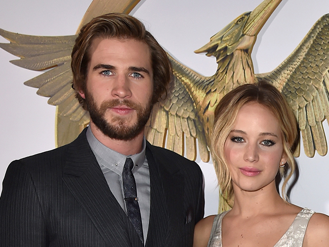 J-Law loves Liam?!
