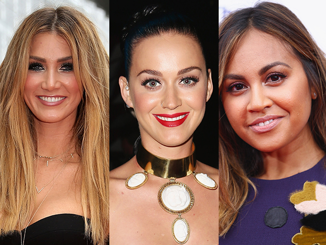Best beauty looks from the ARIAs