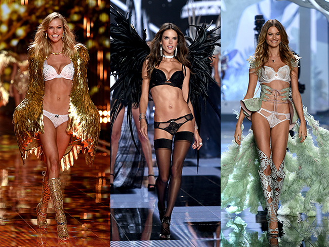 The best of the 2014 Victoria's Secret show