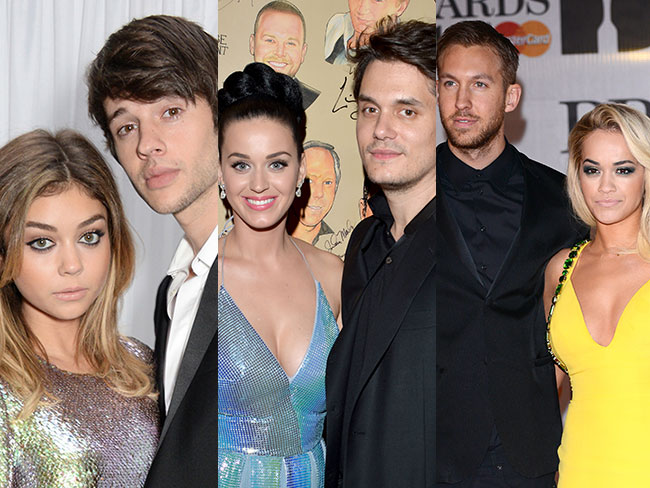 2014's biggest celeb splits