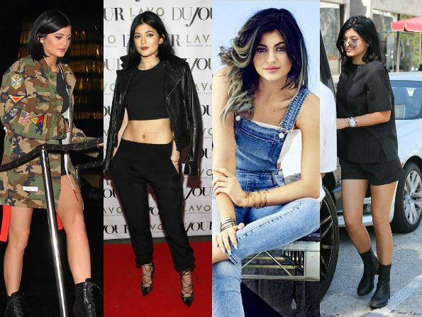 Kylie Jenner is the new menswear style icon, her most man-inspired fashion combos yet