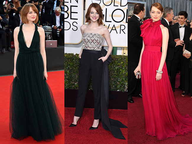 Emma Stone's top 15 fashion moments