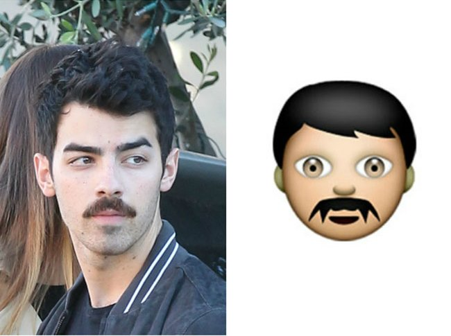 In pics: When celebrities look like emojis