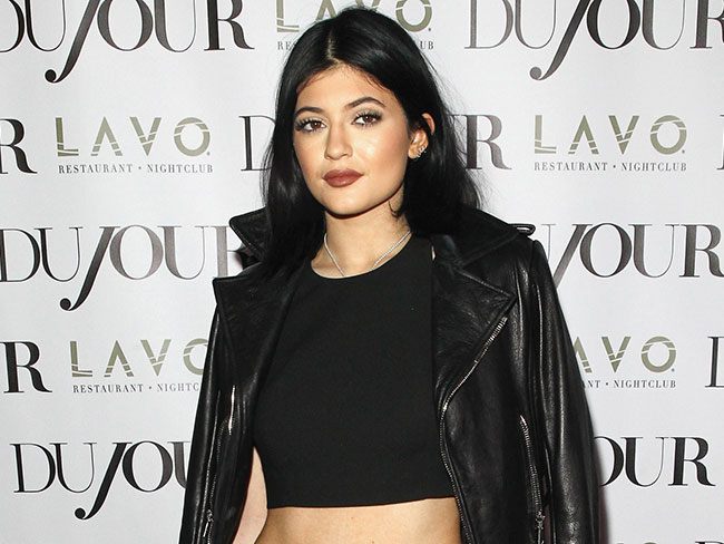 Kylie Jenner denies quitting school