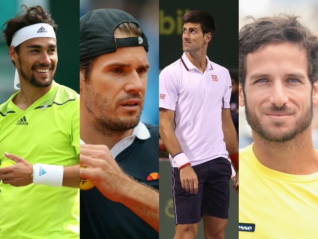 World's hottest tennis players