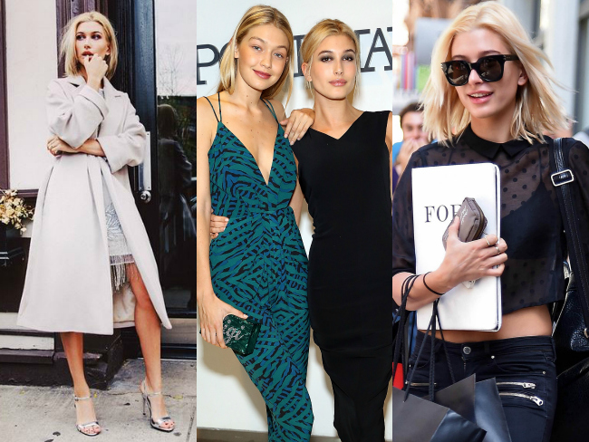 15 style lessons from new face of TopShop, Hailey Baldwin
