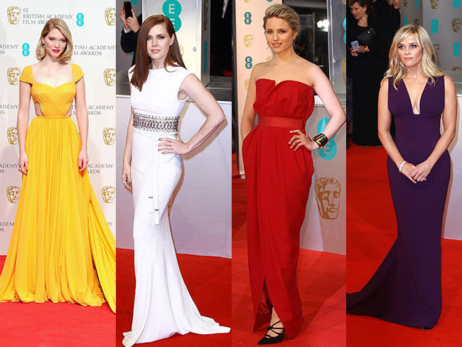 Belles of the Baftas