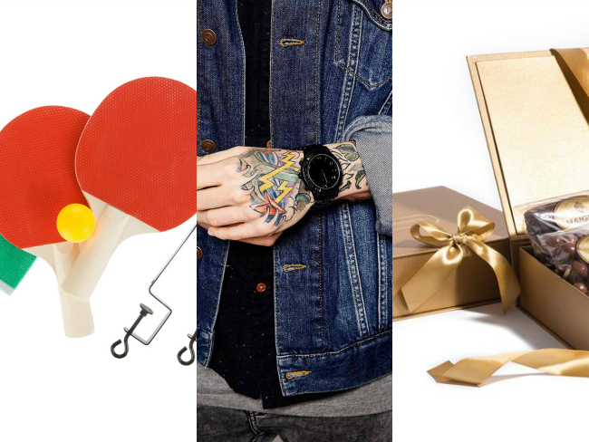 Valentine's Day: gift ideas for him