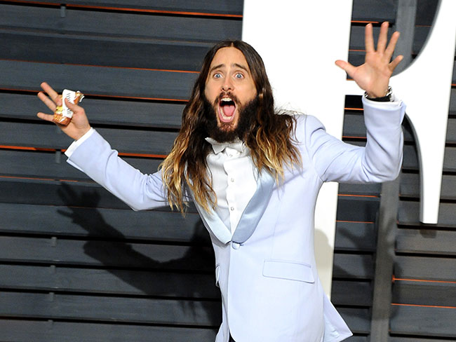 All hail Jared Leto