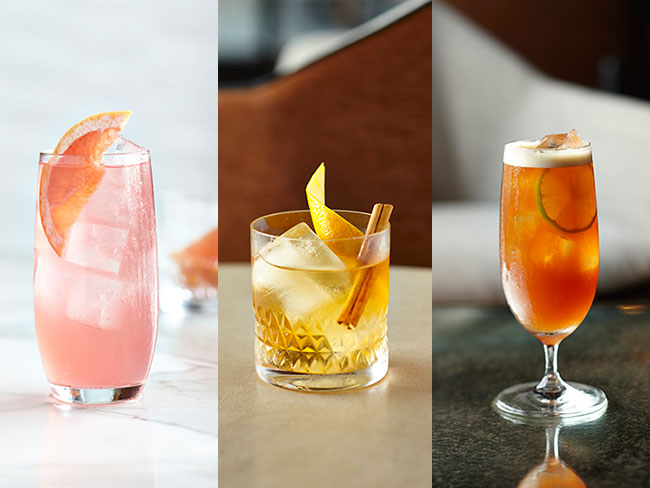 3 super fancy cocktails to impress your mates with this weekend
