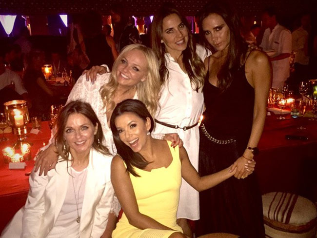 Spice Girls reunion alert
