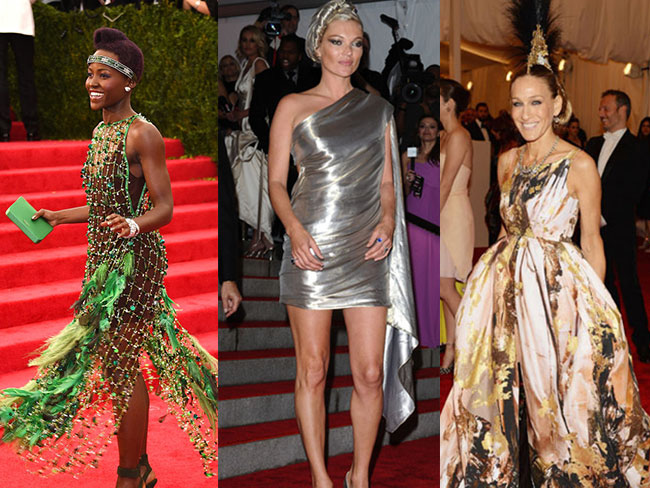 Unforgettable looks from the Met Gala