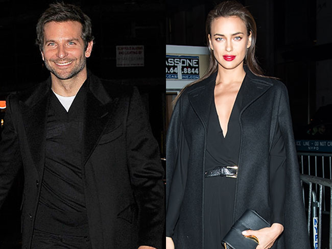 Hot new couple: Bradley and Irina?