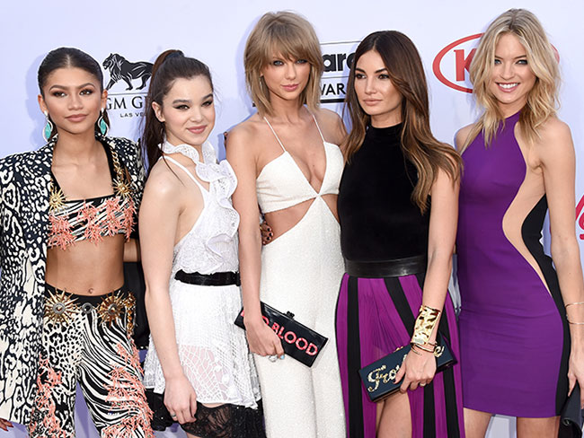 Celebs rocking the red carpet at the Billboard Music Awards 2015