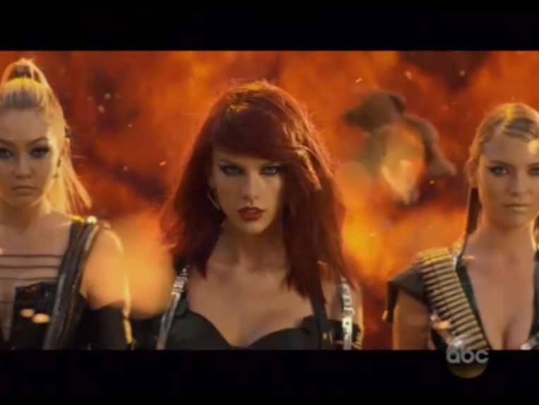 "Our fave looks from ""Bad Blood"""