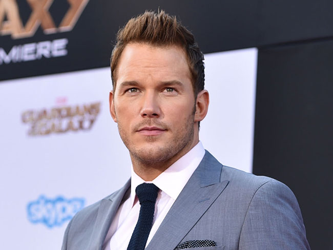 Chris Pratt gives us acting lessons