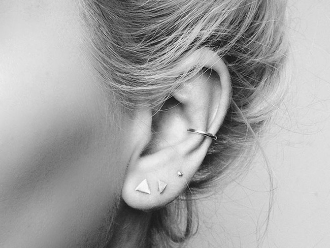All the ear piercing inspo you need