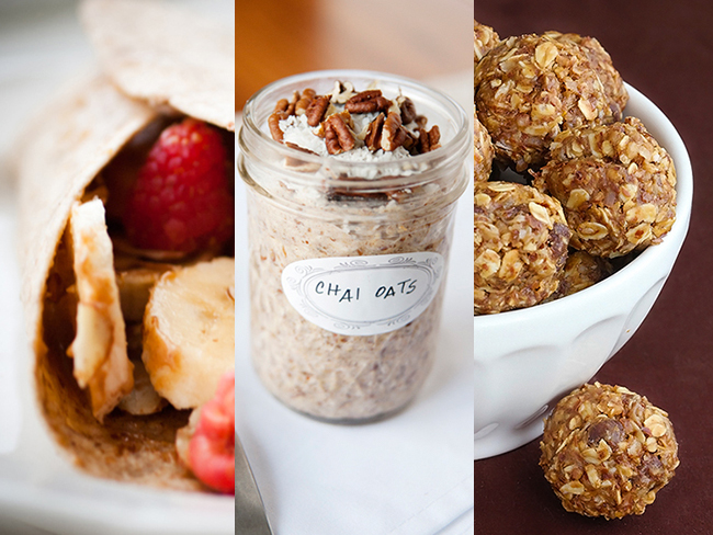 11 quick (and healthy!) breakfast ideas for busy mornings