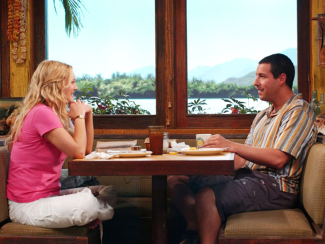 Ten things you should NEVER talk about on a first date