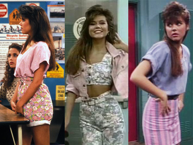 22 Kelly Kapowski outfits you'd totally wear today